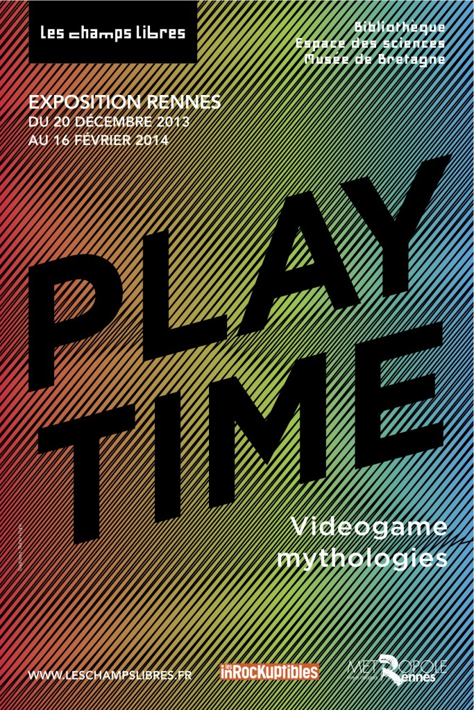 Exposition Playtime – Videogame mythologies