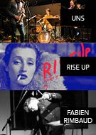 UNS . RISE UP . FABIEN RIMBAUD