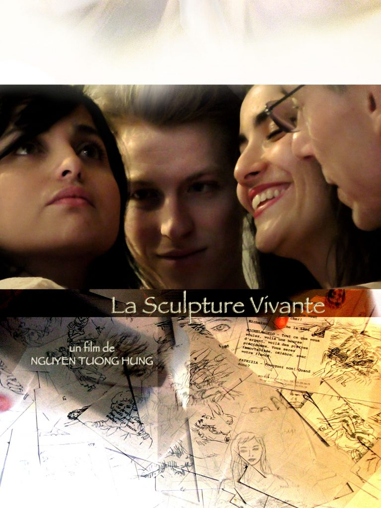 le film « la sculpture vivante »