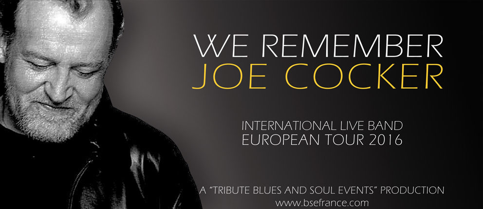 We Remember Joe Cocker