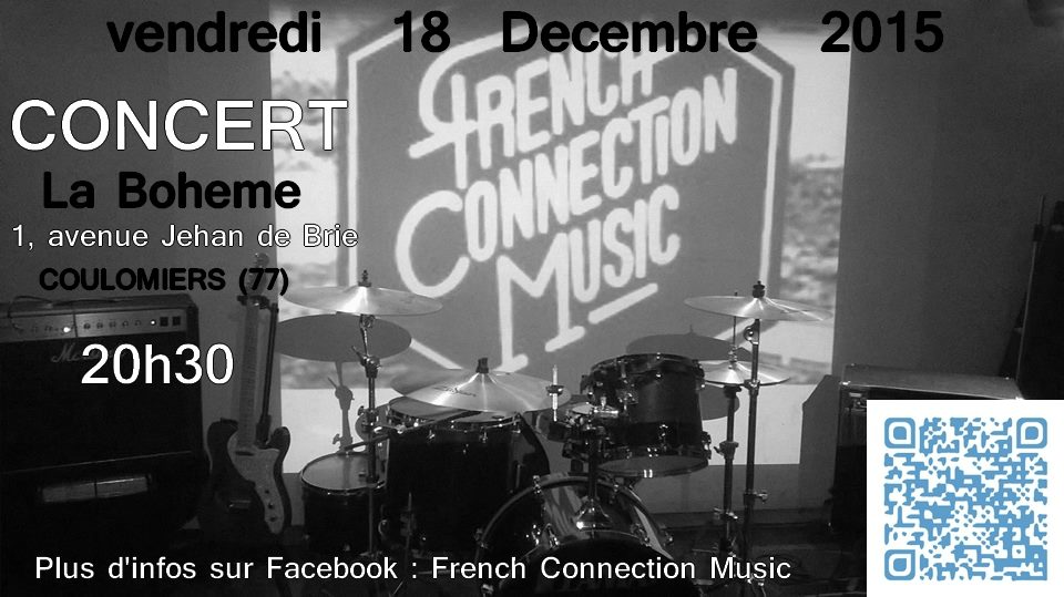 Concert French Connection Music