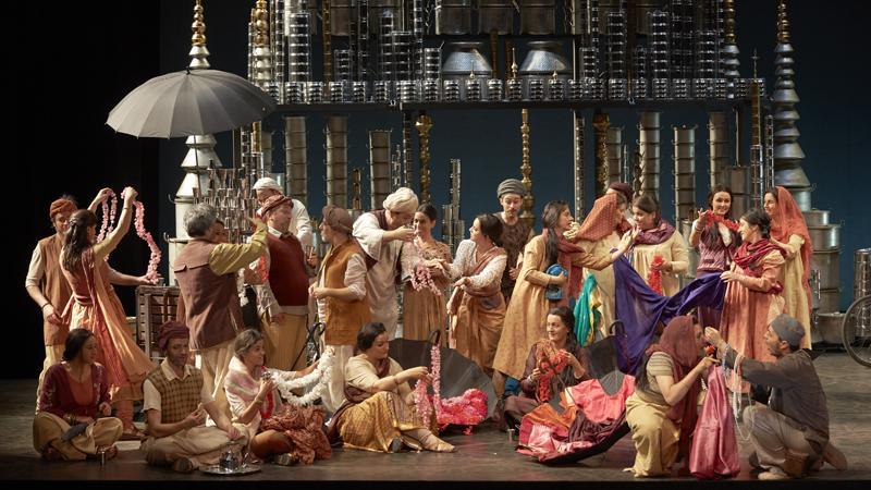 Lakmé à l'Opéra comique : sonnez clochettes !