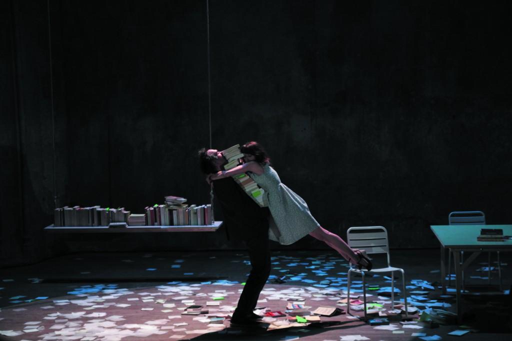 Nicolas Bouchaud et Judith Henry, pas de deux lumineux pour le «Projet Luciole»