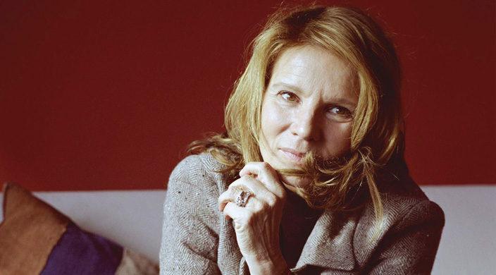 Nicole Garcia en Masterclass au Forum des Images le 26 janvier