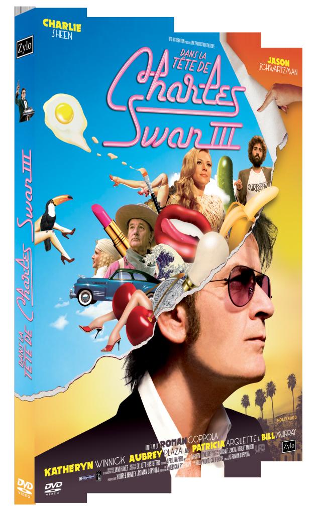 Gagnez 5 DVD du film « Dans la Tête de Charles Swan III » de Roman Coppola