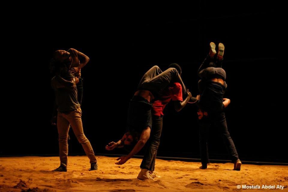 Souls, Olivier Dubois fait danser la violence