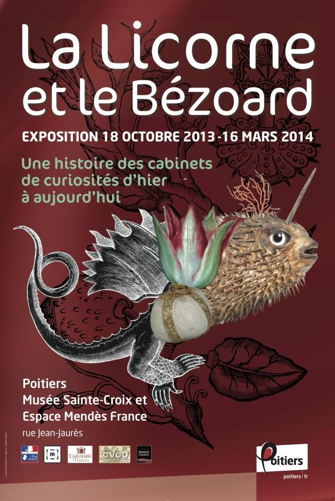 La licorne et le bézoard : les curiosités s'exposent à Poitiers