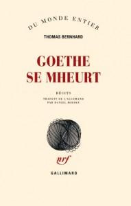 Bernhard Goethe