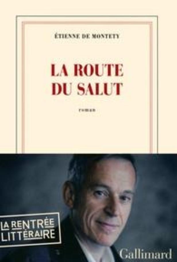 Etienne de Montety, 81e lauréat du Prix littéraire des Deux Magots