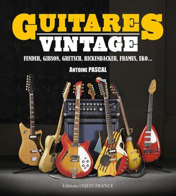 Guitares Vintage d'Antoine Pascal, catalogue de jouets pour grands garçons…