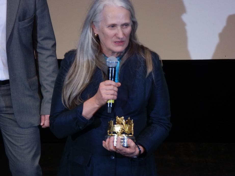 Jane Campion, cinéaste anticonformiste, présidente du Festival de Cannes 2014