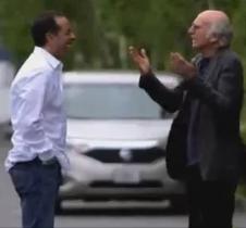 Jerry Seinfeld et Larry David, une rumeur sur un projet de film