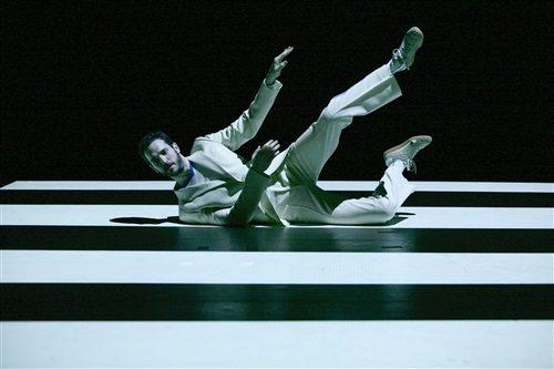 [Chronique] « Erection », du chorégraphe Pierre Rigal : la danse et les maths
