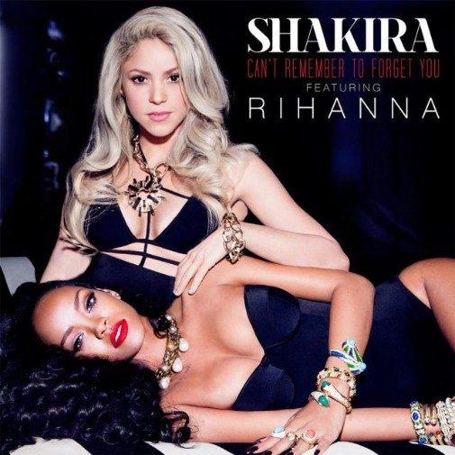 Shakira et Rihanna: un « événement » tristement calibré