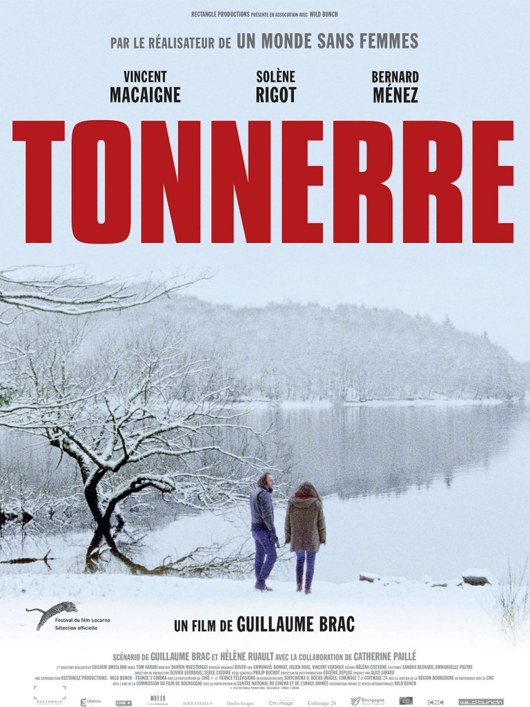 Gagnez 5×2 places et des affiches du film « Tonnerre » de Guillaume Brac