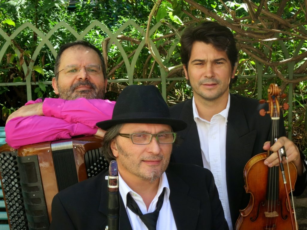 [Interview] Le Yiddish Express Trio en concert à Paris (Espace Rachi) le 29 janvier 2014