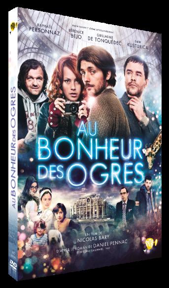 Sortie dvd : « Au Bonheur des Ogres », l'adaptation du roman de Daniel Pennac