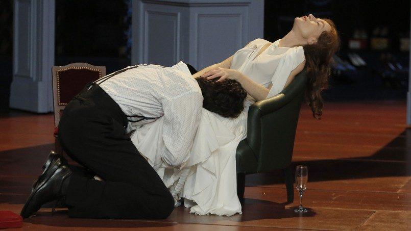 Isabelle Huppert, divine amoureuse chez Marivaux