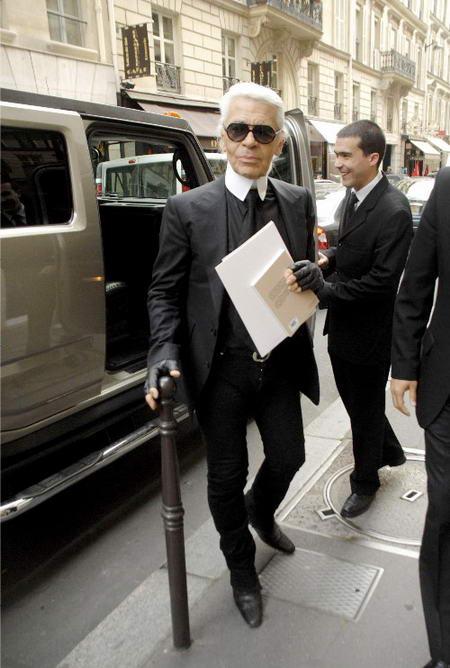 Lagerfeld collabore la restauration de l h tel du crillon - Karl lagerfeld jeunesse ...