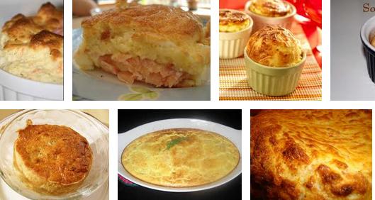 La recette de Claude : Soufflé de saumon