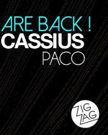 Gagnez 3×2 places pour la soirée «Cassius are back !» au Zig Zag Club le 18 janvier