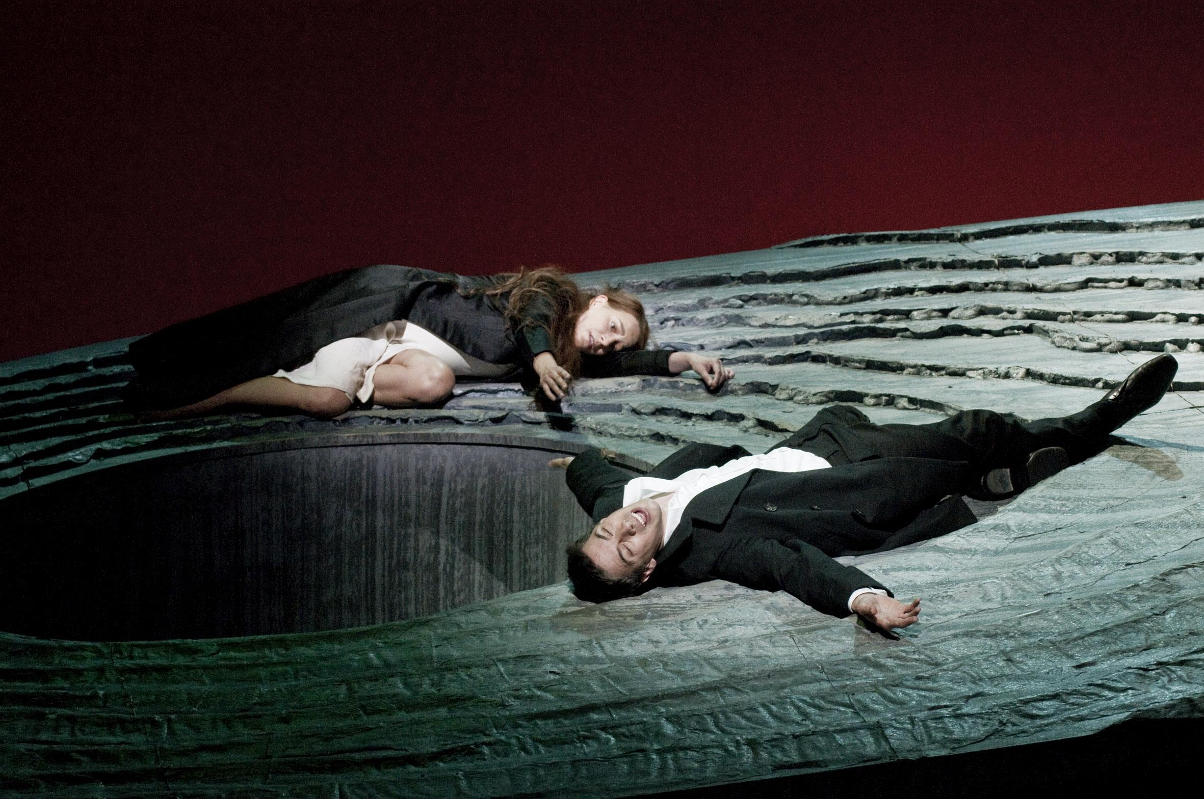 «Pelléas et Mélisande» à l'Opéra Comique : derrière la brume, la lumière