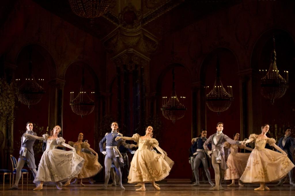 «Onéguine» à l'opéra Garnier, dans une chorégraphie de John Cranko