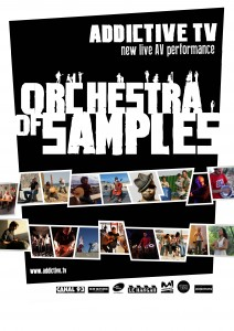ADDICTIVE TV - Orchestra of Samples poster
