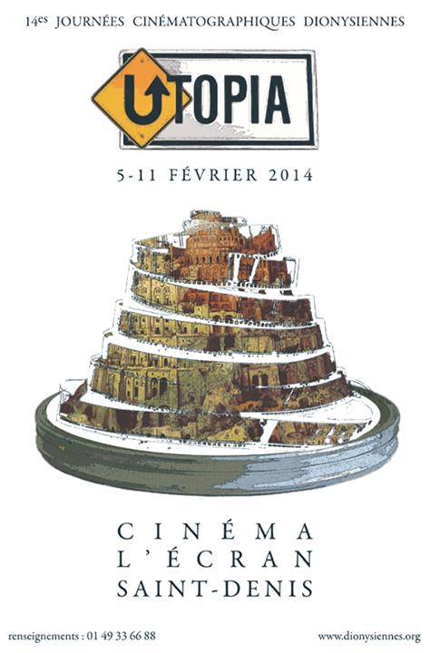 Les Journées cinématographiques dionysiennes : L'Ecran, terre à part