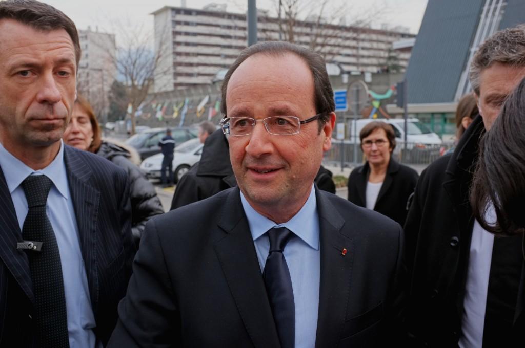 François Hollande est pour une nouvelle ambition culturelle