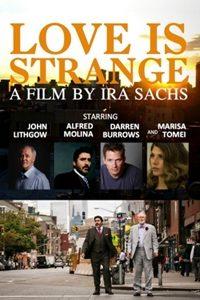 [Berlinale] «Love is strange» d'Ira Sachs, très joli film sur un mariage homosexuel