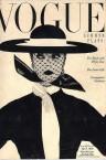 Vintage Vogue April 1950