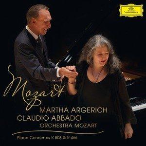 [Chronique]: Mozart éclatant sous les mains d'Argerich et Abbado