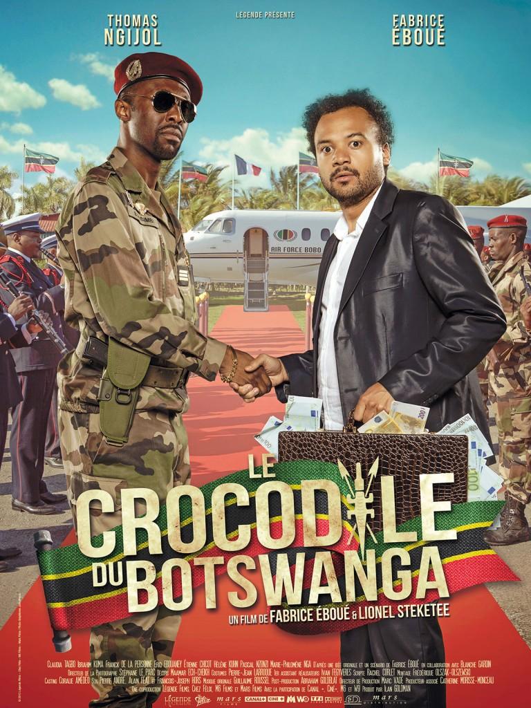 [Critique] « Le Crocodile du Botswanga »,Thomas Ngijol et Fabrice Eboué un ton en dessous de « Case Départ »