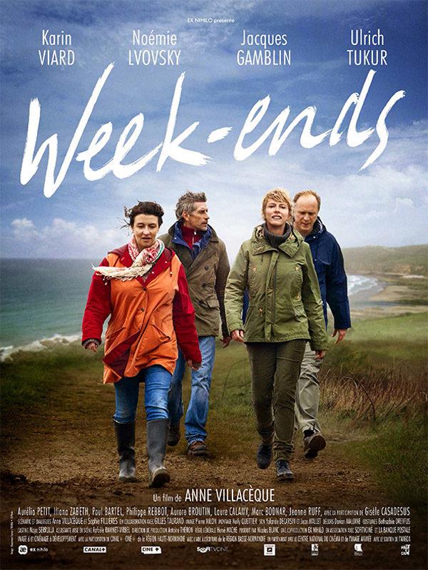 [Critique] « Week-ends » : malgré une Karin Viard étonnante, du doux-amer qui ne trouve jamais vraiment son ton