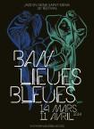 Affiche festival Banlieues Bleues
