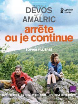 [Critique] «Arrête ou je continue», Emmanuelle Devos et Mathieu Amalric enterrent leur couple dans les bois