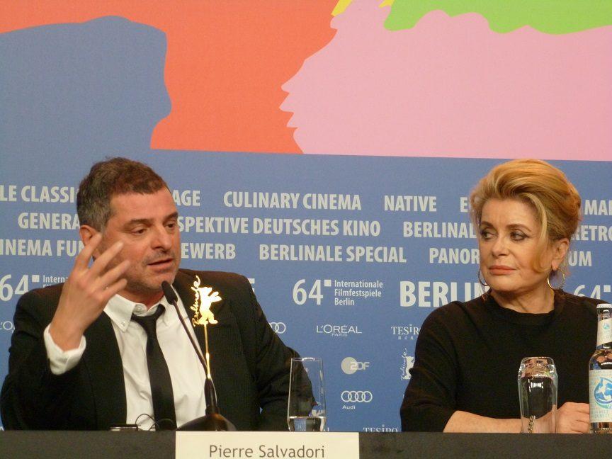 [Critique, Berlinale] Dans la cour, une très belle comédie dépressive de Pierre Salvadori