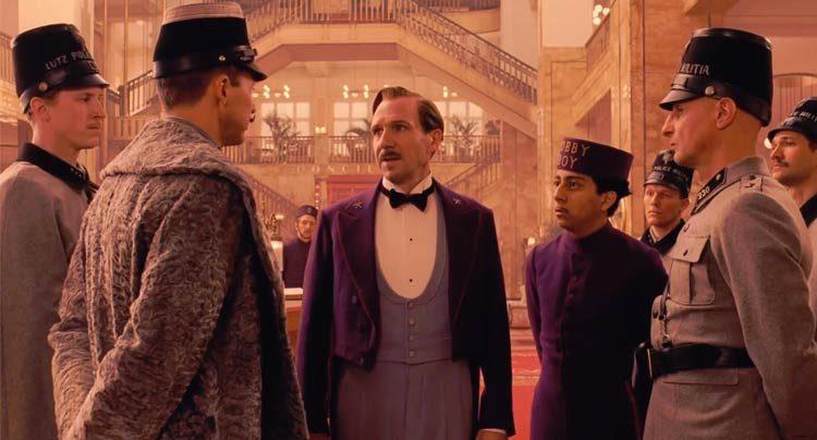 [Berlinale, Compétition] The Grand Budapest Hotel de Wes Anderson : Les clés croisées du destin