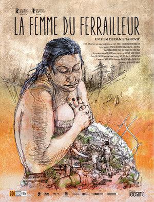 Gagnez 10×2 places pour le film «La femme du ferrailleur» de Danis Tanovic