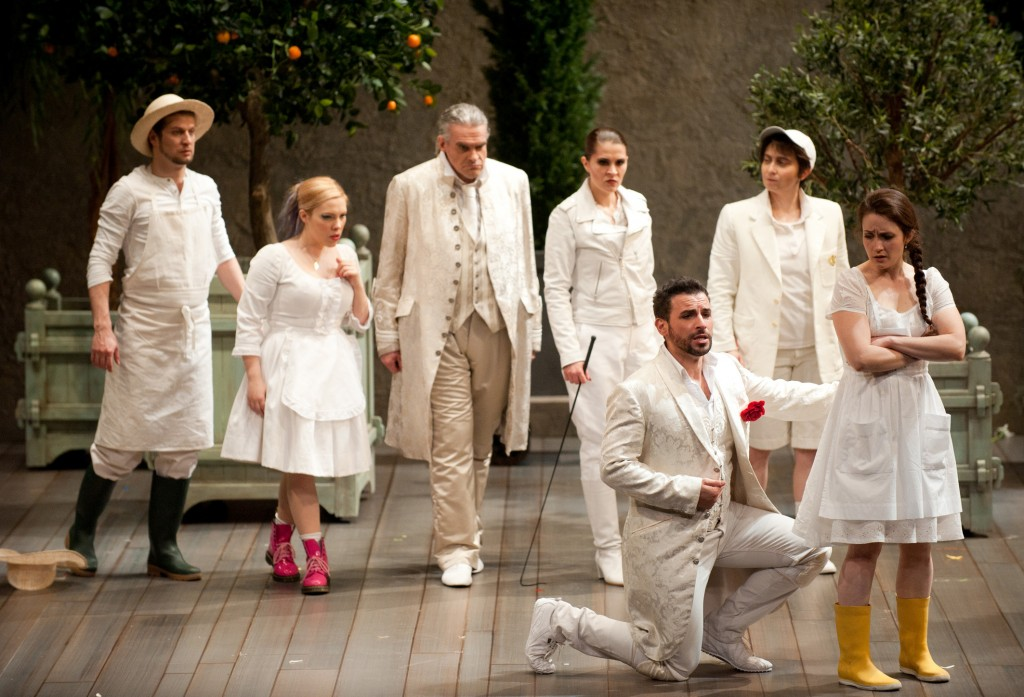 [Critique] Avec La Finta Giardiniera, le printemps s'invite à l'Opéra de Lille !
