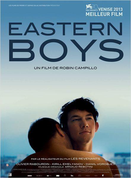 [Sortie dvd] «Eastern boys» de Robin Campillo
