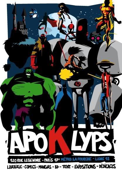 Librairie Apo (K) lyps