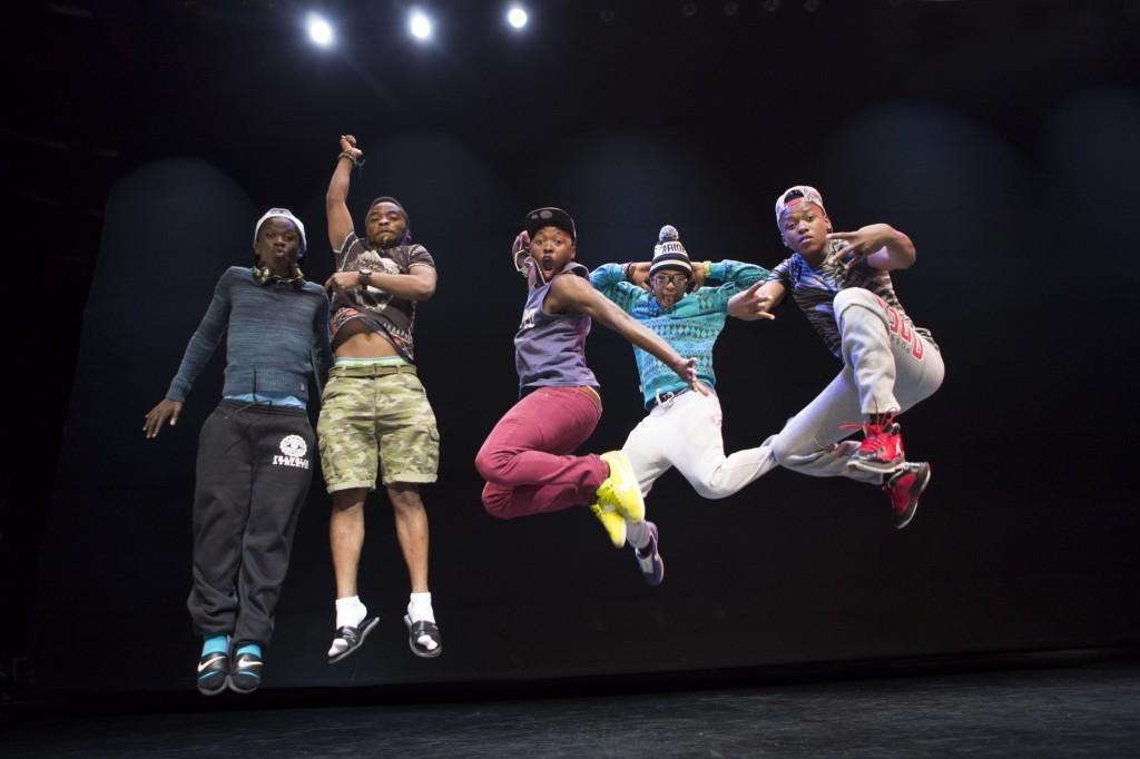 Les Soweto's Finest, la jeunesse sud africaine décoiffante !