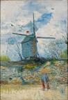 Visuel-TEFAF-2014-van-Gogh-Moulin-de-la-Galette-unframed