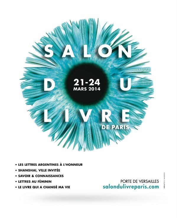 llve report salon du livre de paris 2014