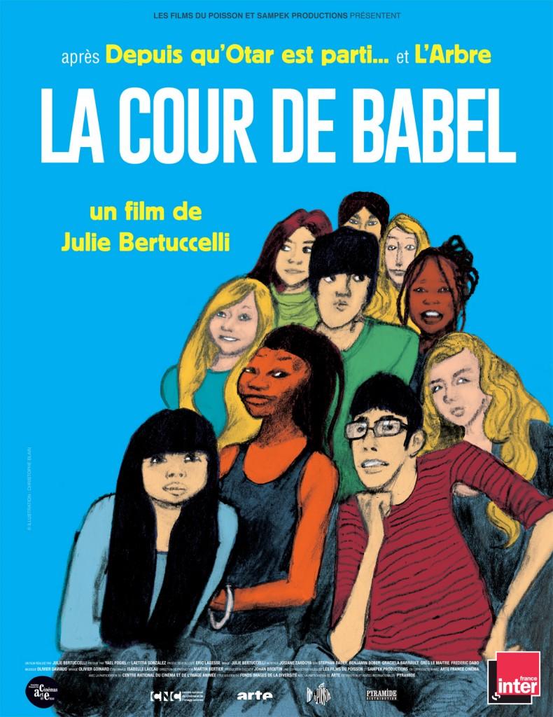 [CRITIQUE] « La Cour de Babel » Un film plein d'espoir, d'humour et d'émotion sur l'adolescence et l'intégration