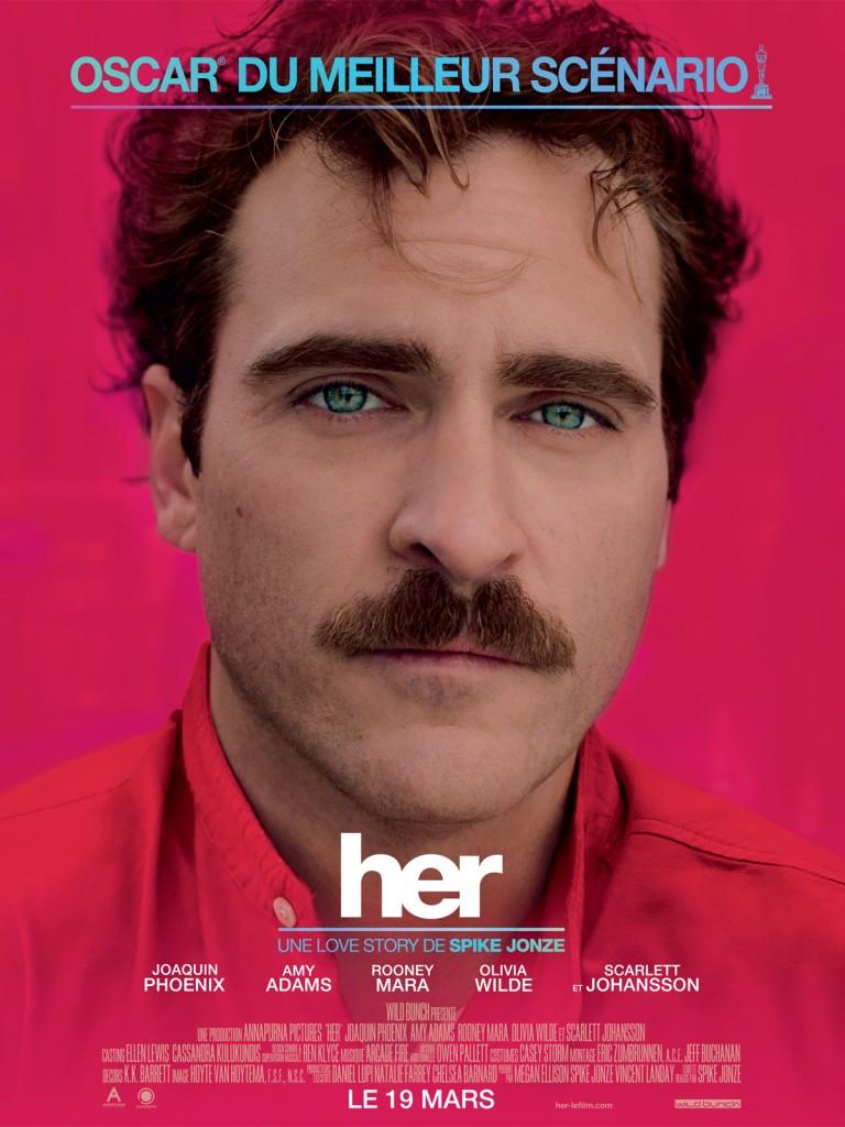 [Critique] « Her » Spike Jonze filme la solitude et la rencontre amoureuse avec une infinie douceur