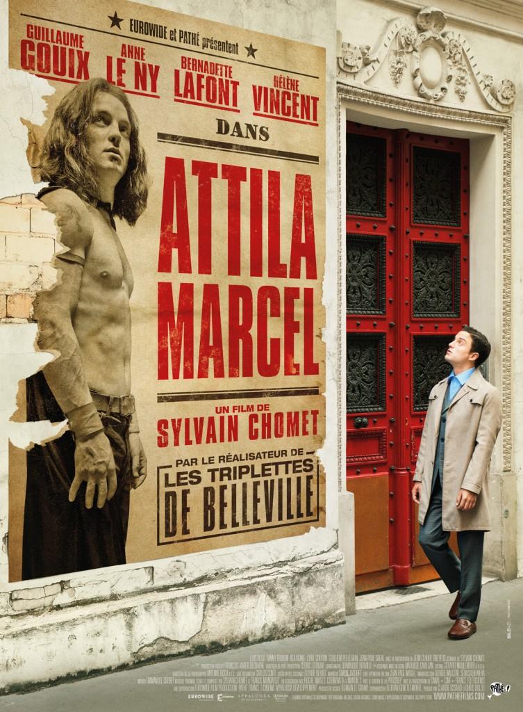 DVD: [CRITIQUE ] « Attila Marcel» Sylvain Chomet ne perd rien de son intrigante poésie en images réelles