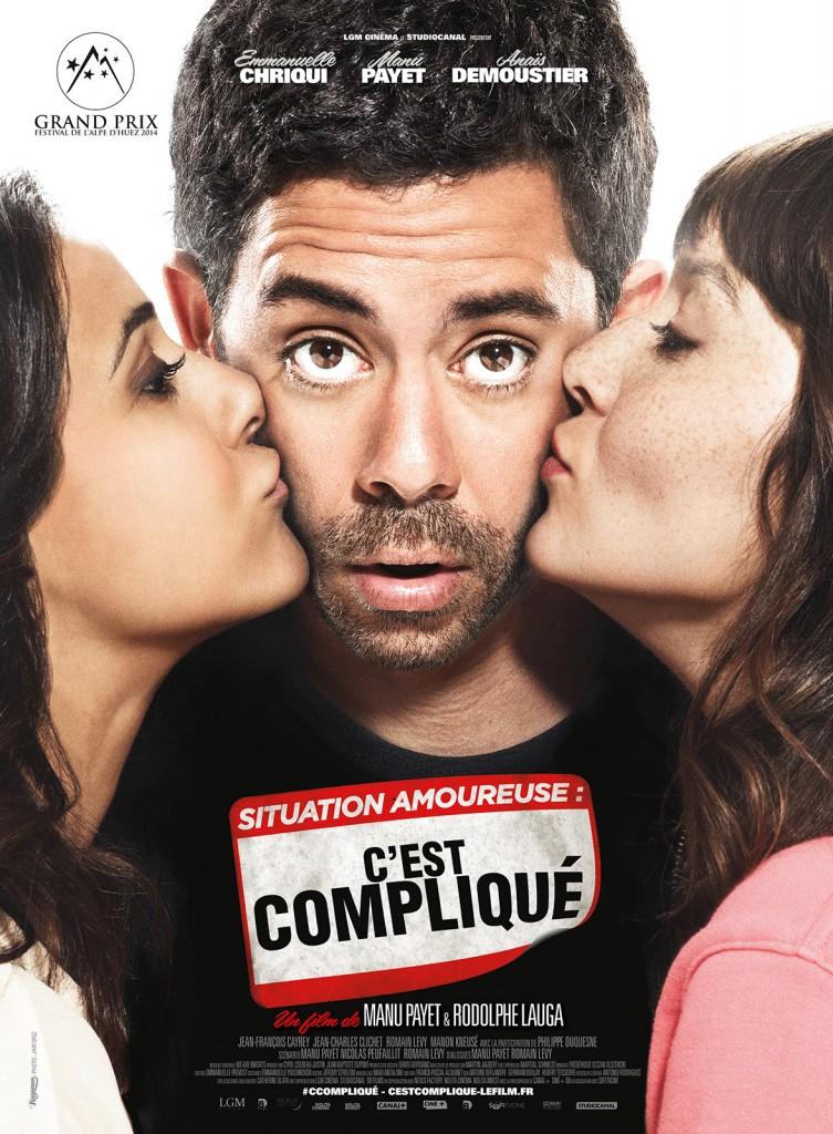 [Critique] « Situation amoureuse c'est compliqué » Comédie adulescente de Manu Payet loin de Judd Apatow